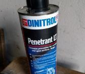 Dinitrol Penetrant Lt – antikorozinė priemonė-0