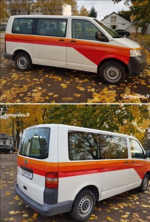 VW transporteris T1 Tdi -0