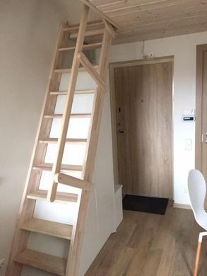 Šviesus dviejų kambarių butas su balkonu ir terasa Palangoje-5