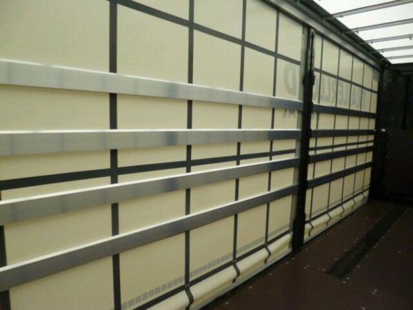 Bortinės alumines  lentos  puspriekabėms siūlo:  užuolaidinės alumines - medinės-0