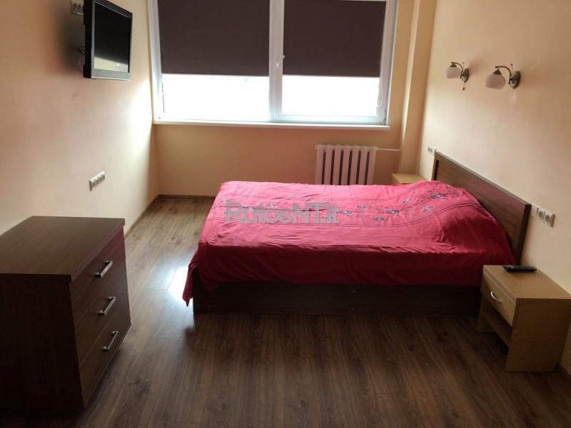 Parduodamas 1 kambario butas Klaipėdoje, Vėtrungėje, Taikos pr.-3