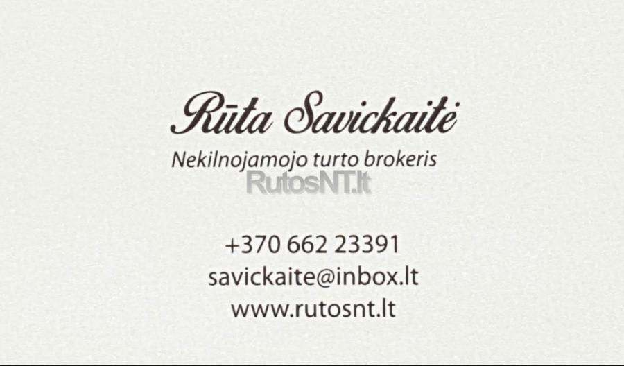 Parduodamas 1 kambario butas Klaipėdoje, Vėtrungėje, Taikos pr.-7