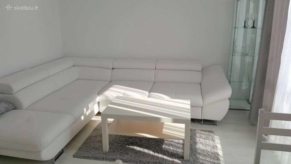Naujos statybos 2 kambarių butas Palangoje-2