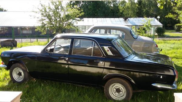 GAZ-24 VOLGA-2