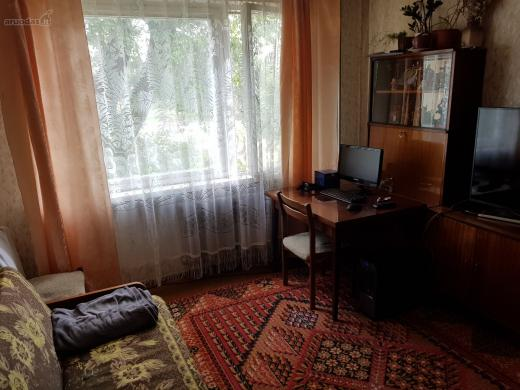 1 kambario butas Genių g., Naujoji Vilnia-0