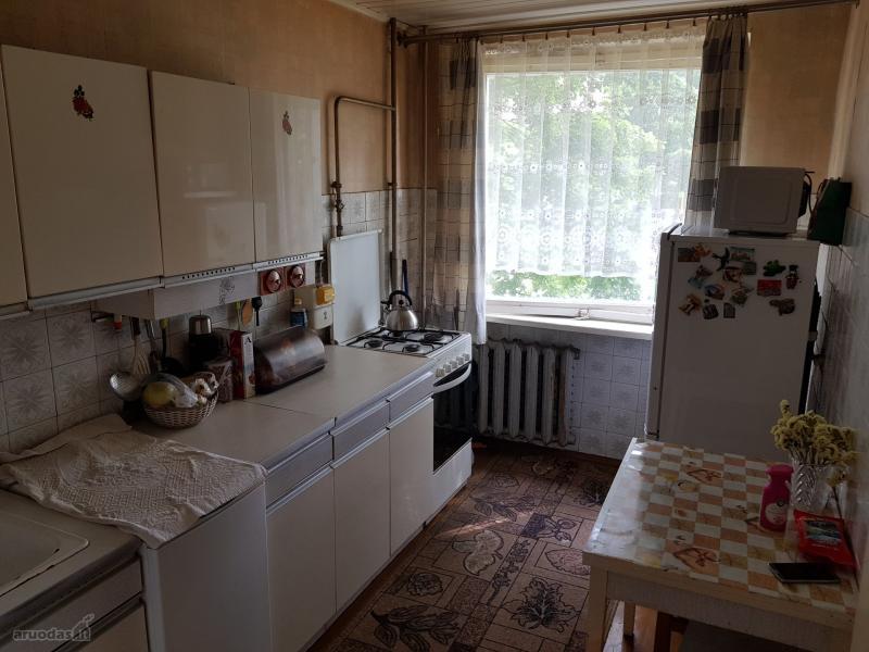 1 kambario butas Genių g., Naujoji Vilnia-1