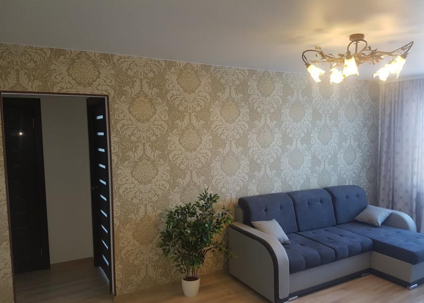 Naujai įrengtas 3 kambarių butas Klaipėdoje, Žvejybos uostas, Sulupės g.-1