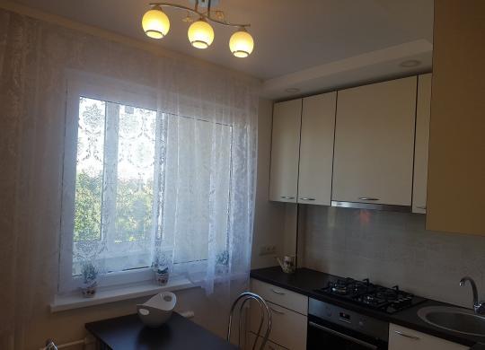 Naujai įrengtas 3 kambarių butas Klaipėdoje, Žvejybos uostas, Sulupės g.-5