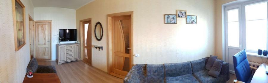 Šiltas ir saulėtas 3-ų kambarių butas Laukininkų g.-3