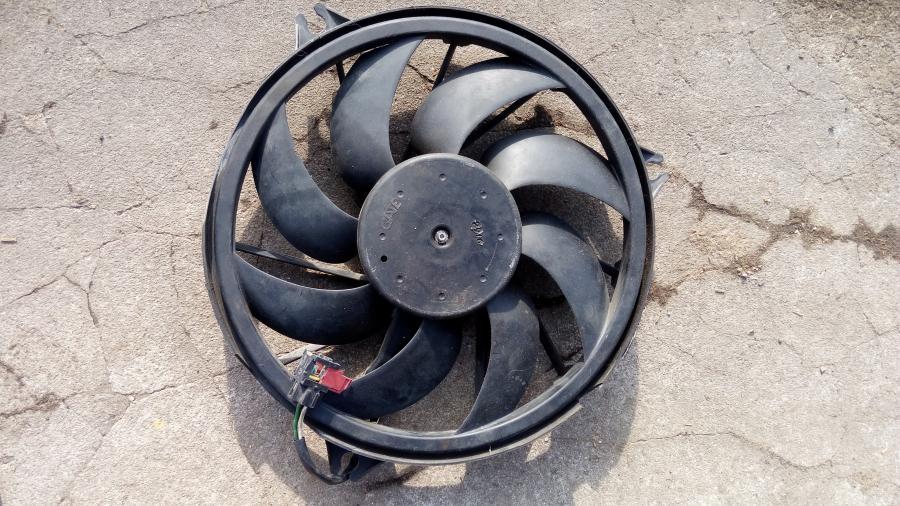 1.4 HDi motoro ventiliatorius-0