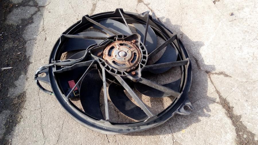 1.4 HDi motoro ventiliatorius-2