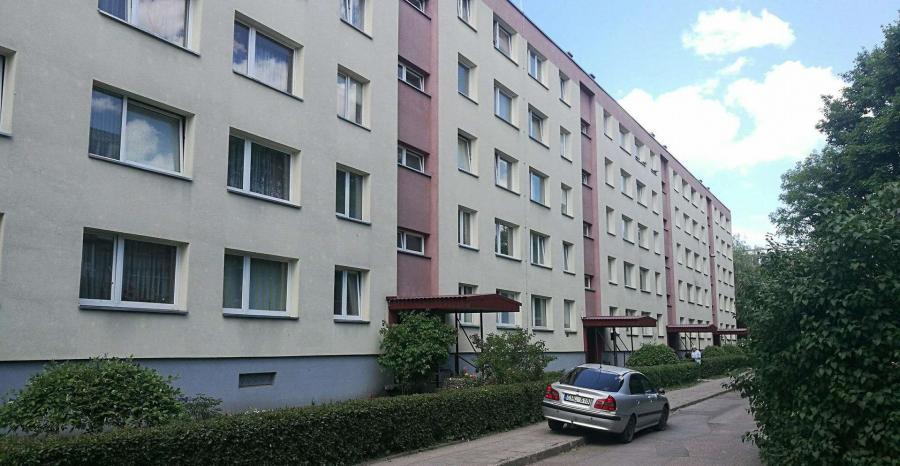 3 kambarių butas Klaipėdoje,  Statybininkų pr.-0