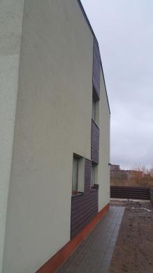 Klaipėda, Sublokuotas namas-2