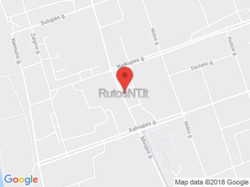 1 kamb. butas Klaipėda, Vėtrungė, Minijos g.-4