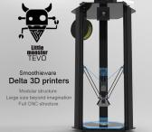 """3D spausdintuvas """"Tevo Delta little monster""""-0"""