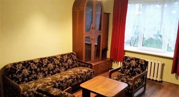 Suremontuotas 1 kambario butas Klaipėdoje, Kauno, Kauno g.-2