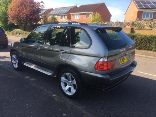 BMW X5 SPORT 2005 3.0d-0