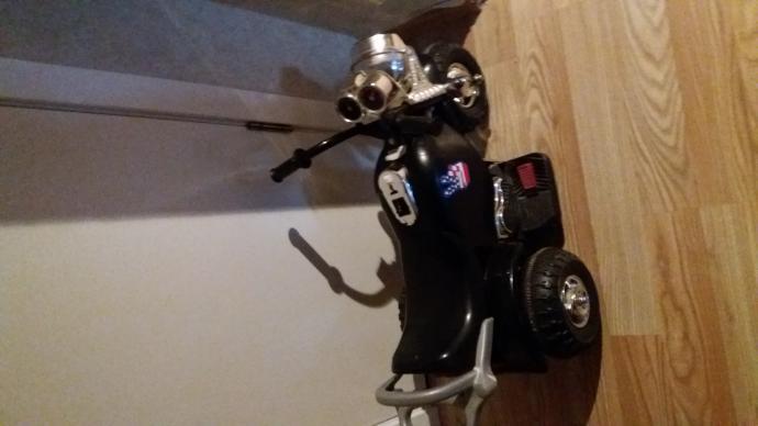 Elektrinis Motociklas-0