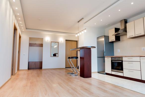 2 kambarių butas (53,44 kv. m.)  Perkūnkiemio g. 20, Pašilaičiuose-0