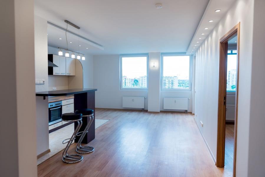 2 kambarių butas (53,44 kv. m.)  Perkūnkiemio g. 20, Pašilaičiuose-1