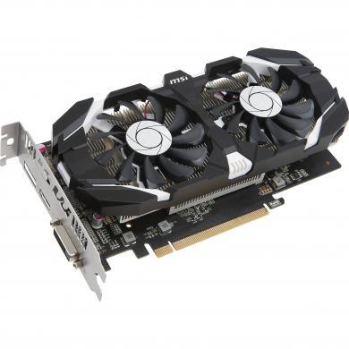 NVIDIA Geforce GTX 1050 TI (MSI)-0