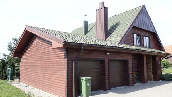 Netoli Palangos, Vidmantuose parduodamas 2004 m. statybos gyvenamas namas-7