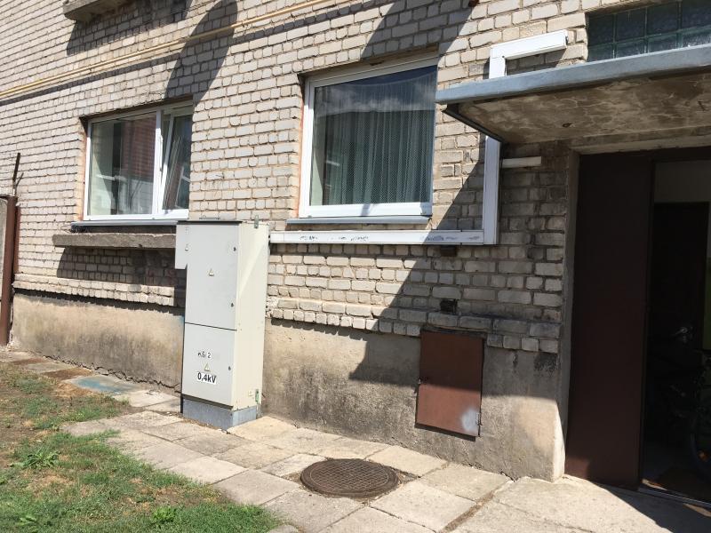 2-jų kambarių butas Radviliškyje-0