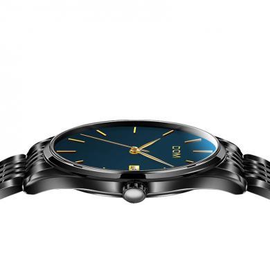 DOM patrauklus klasikinis laikrodis firminėje dėžutėje-1