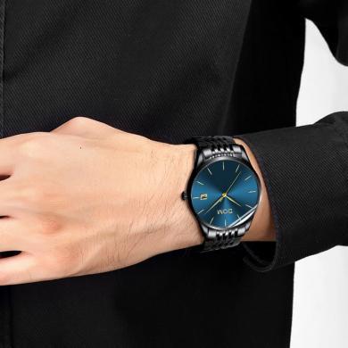 DOM patrauklus klasikinis laikrodis firminėje dėžutėje-2