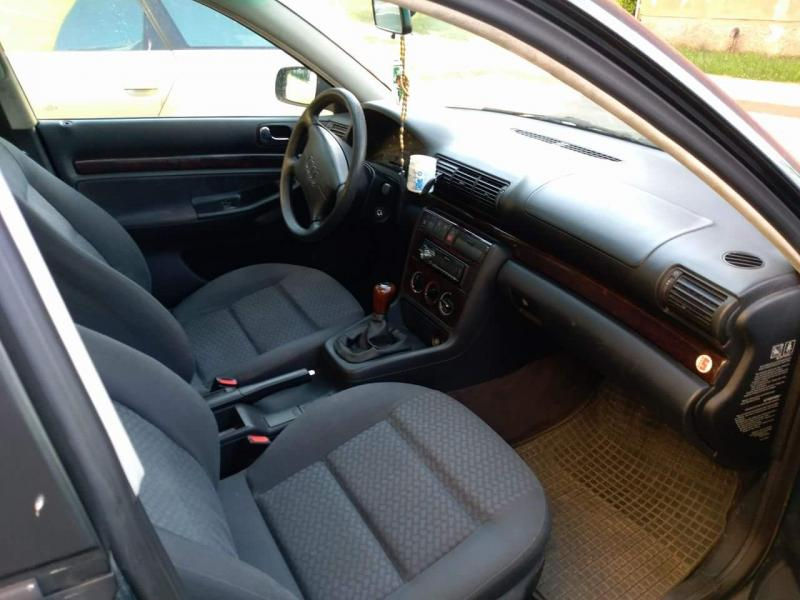 Audi a4 b5-0