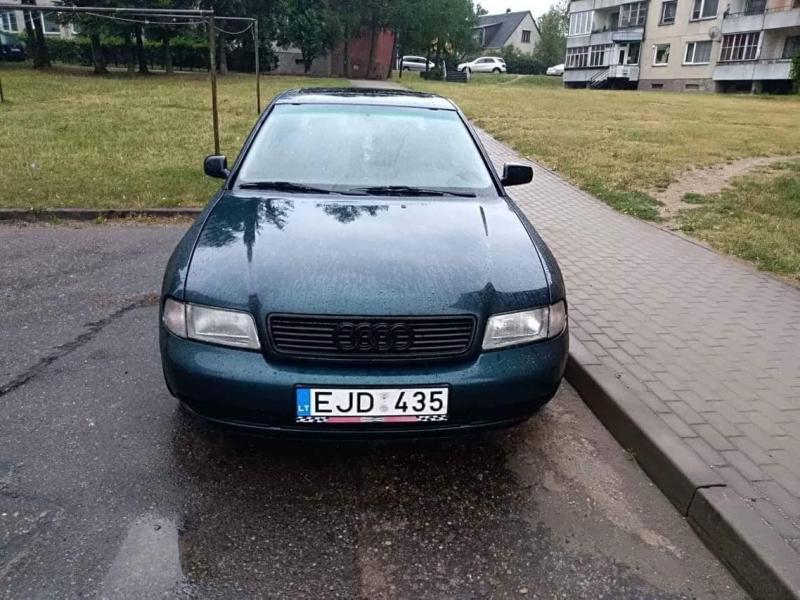 Audi a4 b5-2