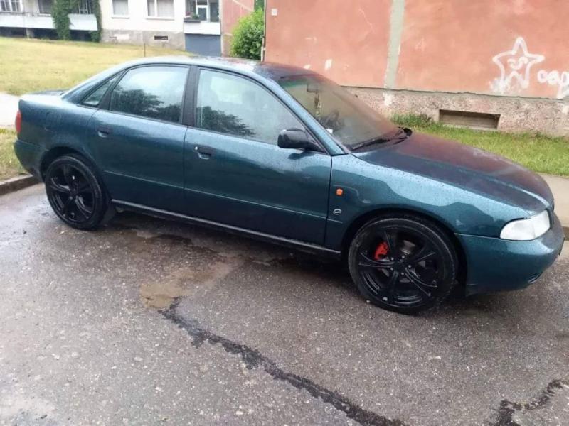 Audi a4 b5-3