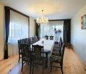 Parduodamas  įrengtas 245 m², 6 kambarių namas prie ežero, netoli Alytaus -0