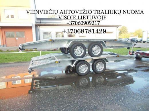 Priekabu nuoma visoje Lietuvoje-2