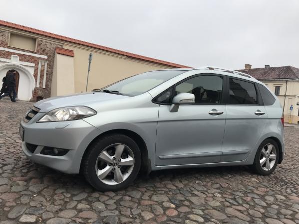 Honda FR-V auto SUPER Mamytei!-0