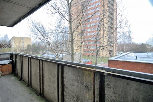 Parduodamas 1 kambario butas šalia Dainavos atnaujinto parko.-6