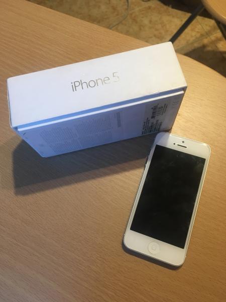 iPhone 5 32Gb -0