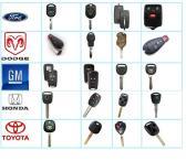 Automobilio atrakinimas, raktų gamyba-0