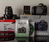 Canon EOS 5D Mark III Body /w KIT(24-105 IS) SLR Camera 23.4MP-0
