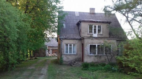 Sodyba Medsėdžių kaime (Klaipėdos r.)-0