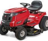 Lawnflite Sodo Traktorius Zoliapjove USA Briggs & Stratton 17.5 HP-0