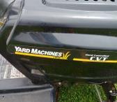 Sodo prieziuros traktorius 20 Hp Usa Bs Yard Machine Vokiskas-0