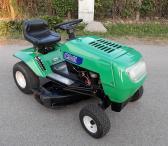 Vokiskas Sodo Traktorius Zoliapjove traktoriukas 12 hp-0