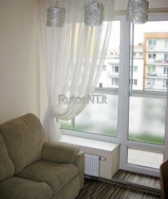 Parduodamas 2- jų kambarių butas Dragūnų gatvėje-1