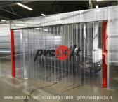 PVC Užuolaidos-0