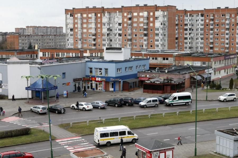 3 kamb. butas Klaipėda, Laukininkai, Laukininkų g.-1