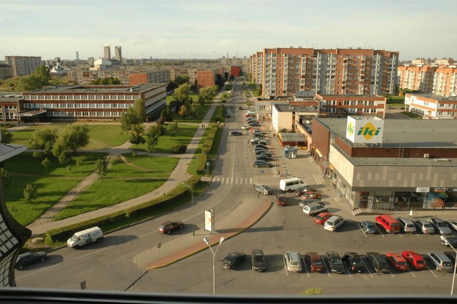3 kamb. butas Klaipėda, Laukininkai, Laukininkų g.-7