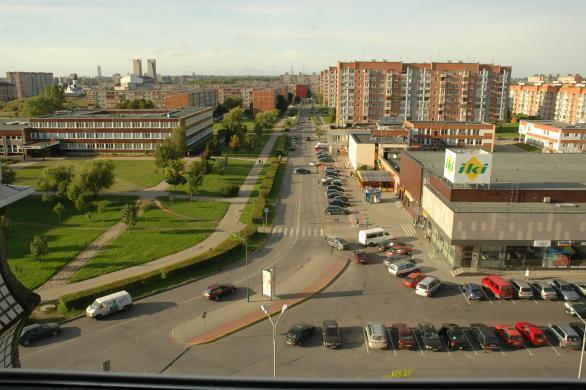 3 kamb. butas Klaipėda, Laukininkai, Laukininkų g.-6
