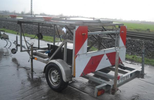 Priekaba Rema Holland TWZ-800-6