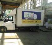Krovinių pervežimas /Perkraustymo paslaugos /Pianinų gabenimas -0
